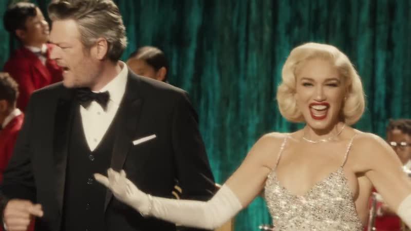 Gwen Stefani ft. Blake Shelton - You Make It Feel Like Christmas