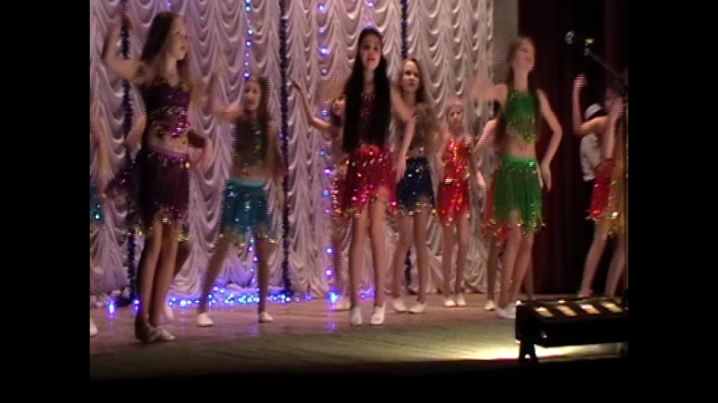 12. Новогодний концерт 28.12.2015 года.