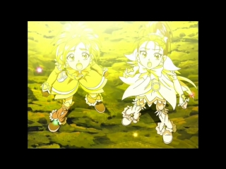 Pretty Cure Max Heart 2005-2006 Opening Vostfr ... -