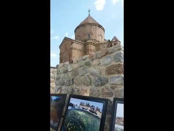 Van akdamar adası Ermeni ayini