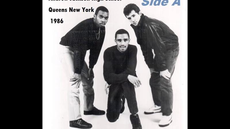 Mikey D The L.A. Posse LIVE! J.H.S 1986 [Side A] School Yard Hip Hop- Queens