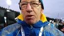 Юрай Санитра - о результатах мужской гонки преследования на этапе Кубка мира в Нове Место-2018