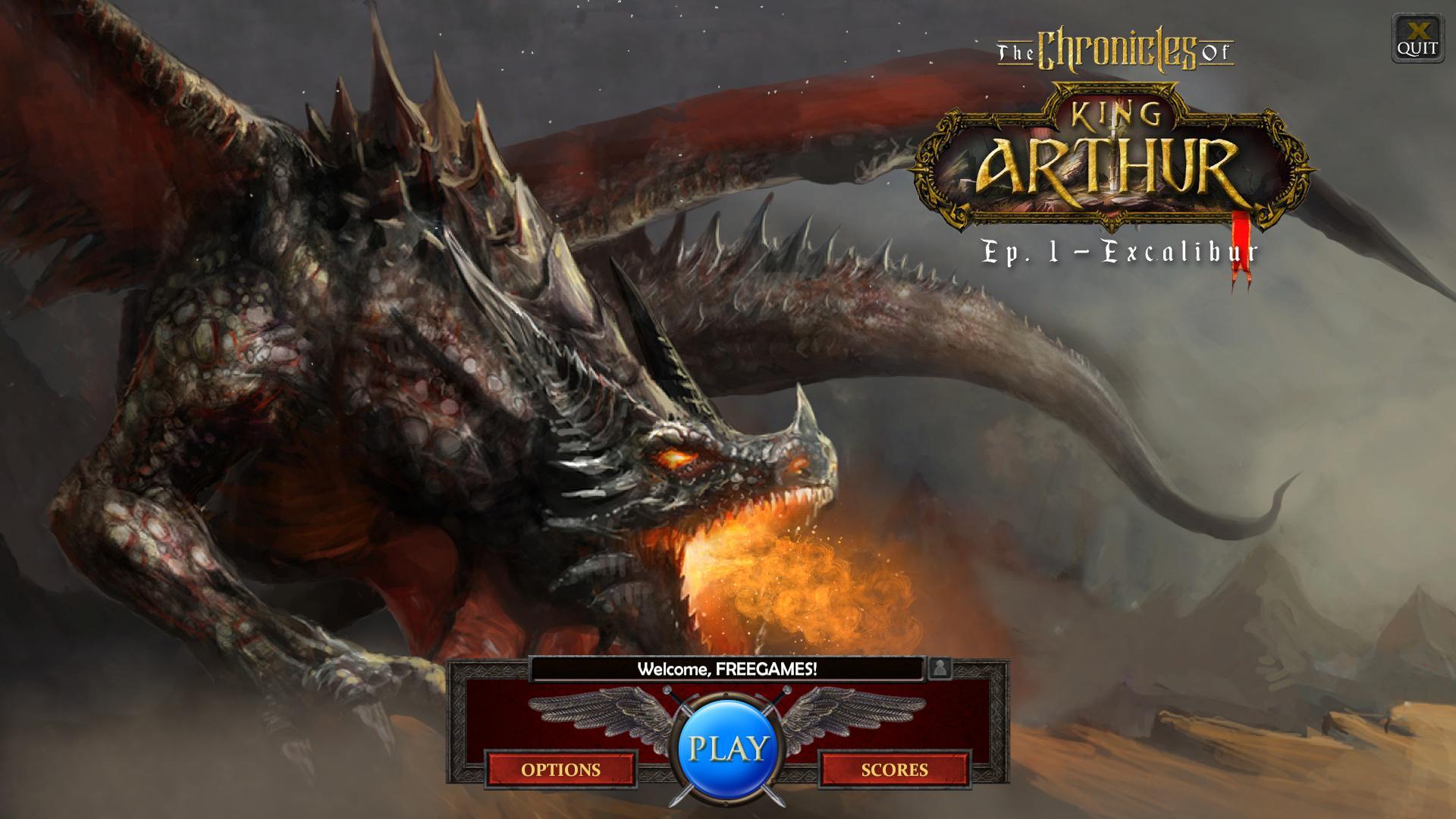 Хроники короля Артура Эпизод 1: Экскалибур | The Chronicles of King Arthur Episode 1: Excalibur (En)