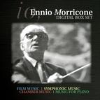 Ennio Morricone альбом io, Ennio Morricone (4 CD Box)