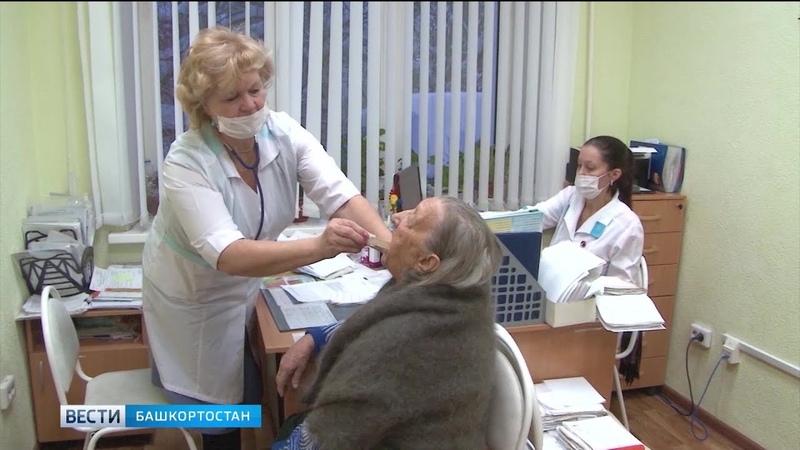 Заболеваемость ОРВИ в Башкирии приблизилась к эпидпорогу