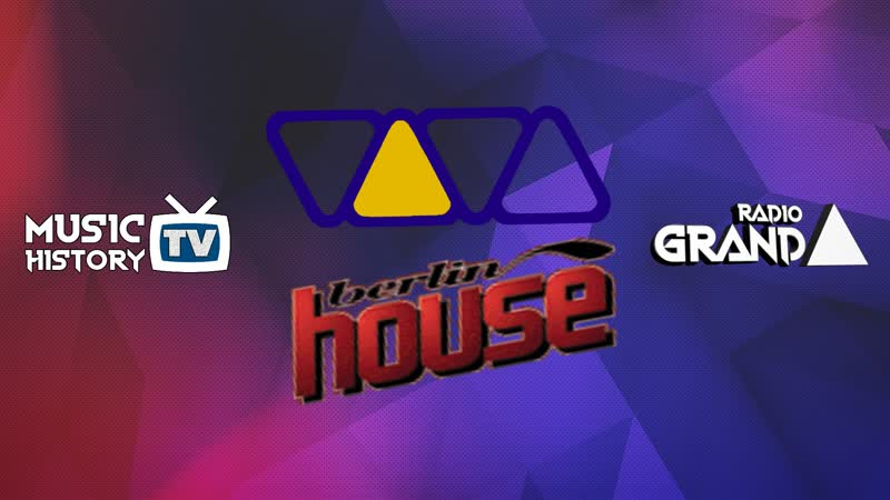 Радио Grand представляет - MusicTV History(VIVA TV - Berlin House Vol.6)