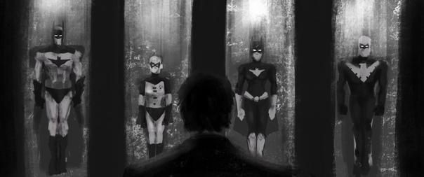 Полнометражный «Бэтмен будущего» запущен в разработку Warner Bros. решили выпустить свой ответ «Человеку-пауку: Через вселенные» и приступили к разработке нового полнометражного мультфильма