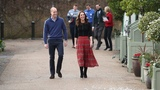 William and Catherine Host Christmas Party For Families Of Military Personnel Deployed in Cyprus
