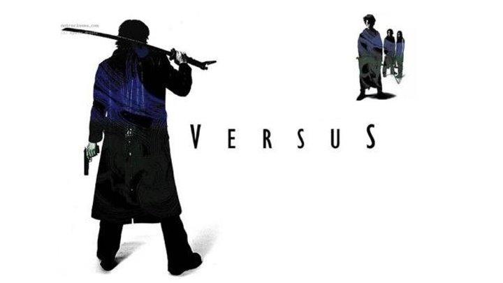 Противостояние / Versus (Япония, США 2000 HD) 18 Боевик, Фэнтези, Черная комедия