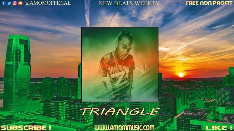 (FREE) Ozuna x Natti Natasha Type Beat 2019 Triangle | DancehallReggaeton Beat 2019 | Amo M