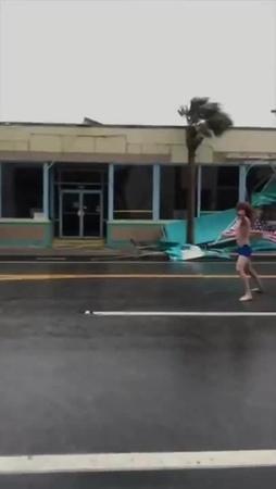 Hurricane Florence vs Florida Man