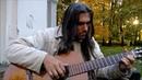 Stairs Michael Lotus guitar improvisation