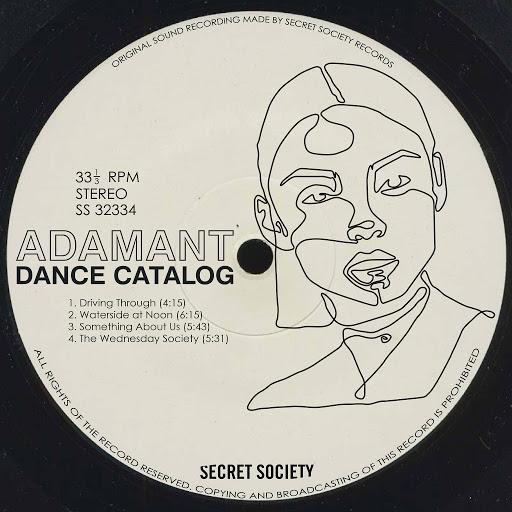 Adamant альбом Dance Catalog