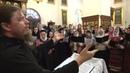 Херувимская песнь Муз мон Иулиании Денисовой Сводный хор Святогорской Лавры 10 1 19 г
