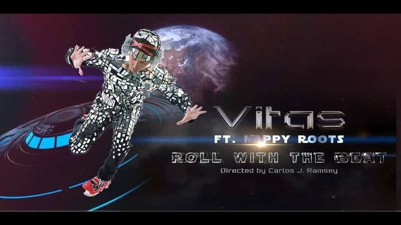 VITAS ft. Nappy Roots - Roll With the Beat (Official Music Video)