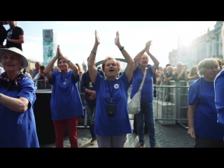#яволонтер «Истории завтрашнего дня»: Серебряные волонтеры