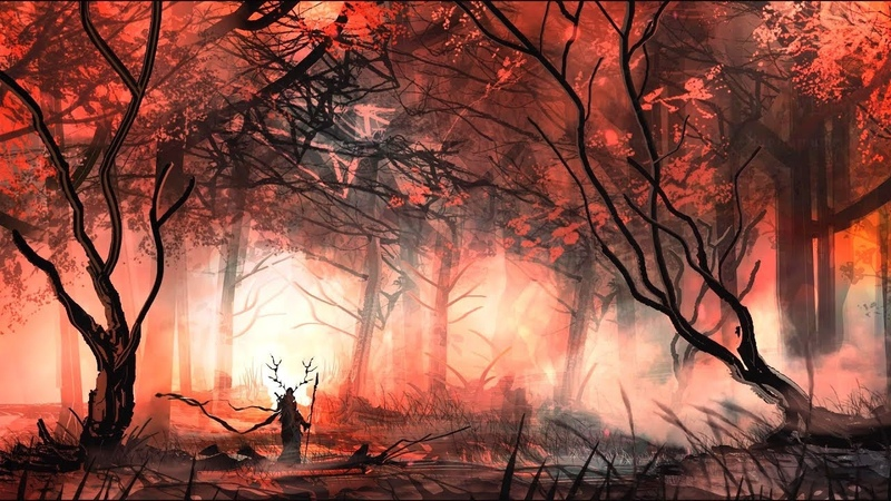 Celtic Music Into the Wild 2018 Epic Fantasy Music by Ebunny