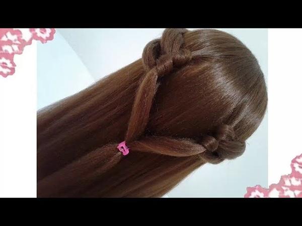 Peinados fácil bonitos 2018 | Para cabello largo o corto fáciles y rapidos DE HACER ??💁♀️💁♀️