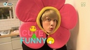 BTS Funny Moments 1 - BTS is Cute Funny 😍😂