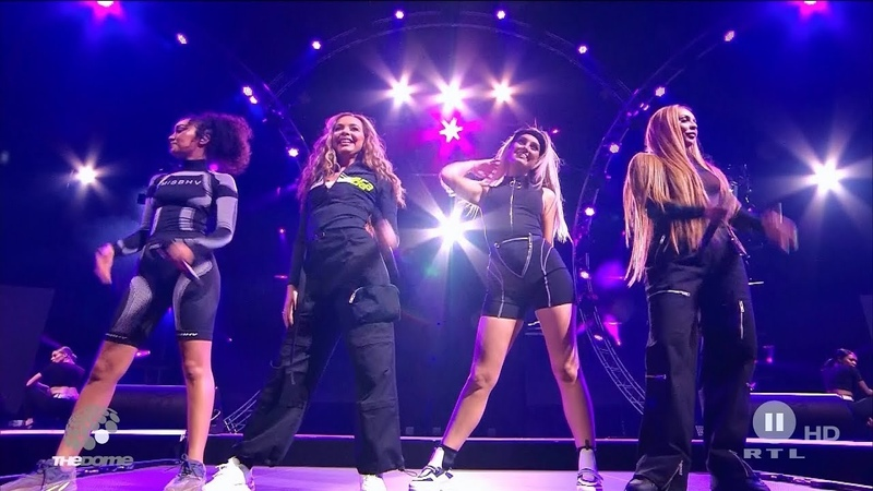Little Mix Live at The Dome 2018 | Woman Like Me Shout Out To My Ex