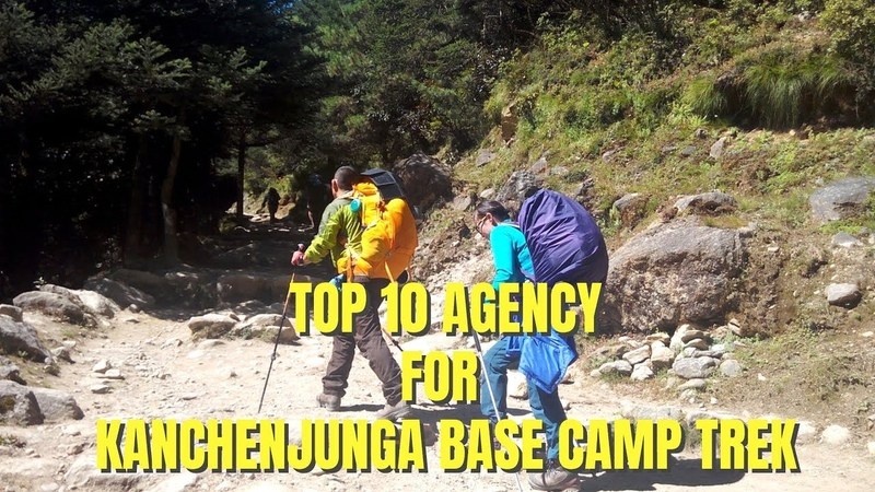 Local agency to organize Kanchenjunga base camp trek from Nepal