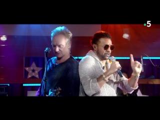 Sting & Shaggy - Don't Make Me Wait (Live 2018)