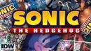 План по заражению мира приходит в действие Sonic the Hedgehog 16 IDW