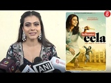 Kajol Gets Candid About Her Movie 'Helicopter Eela'!