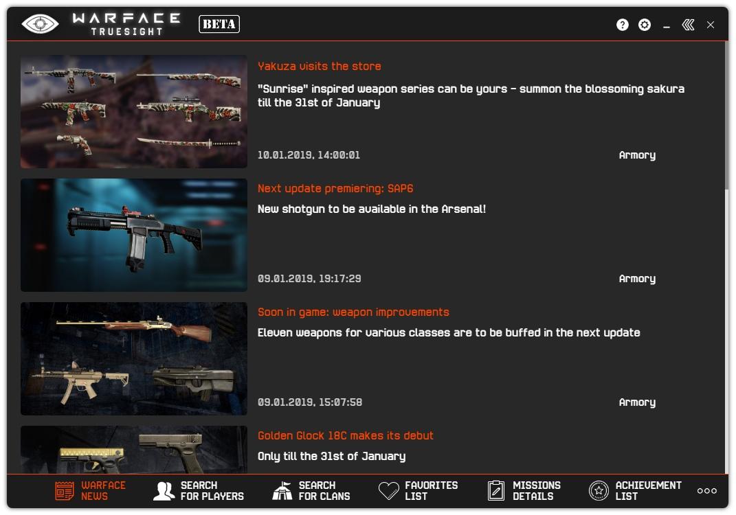 Warface Tracker - Page 8