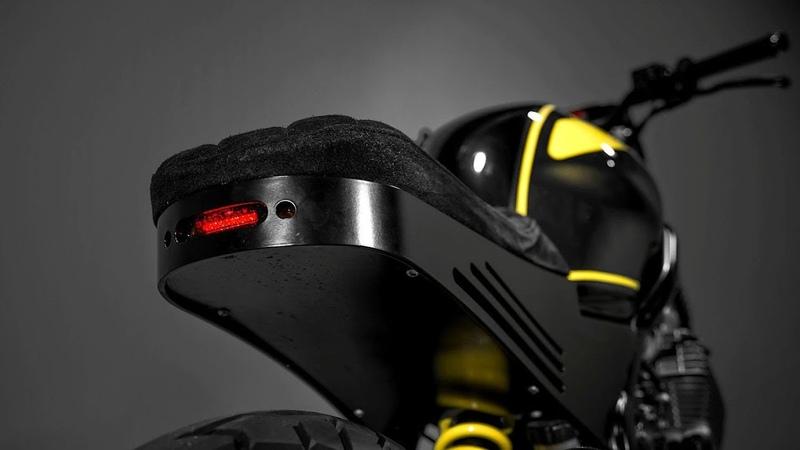 Custom Yamaha XJ600 by Wrenchkings