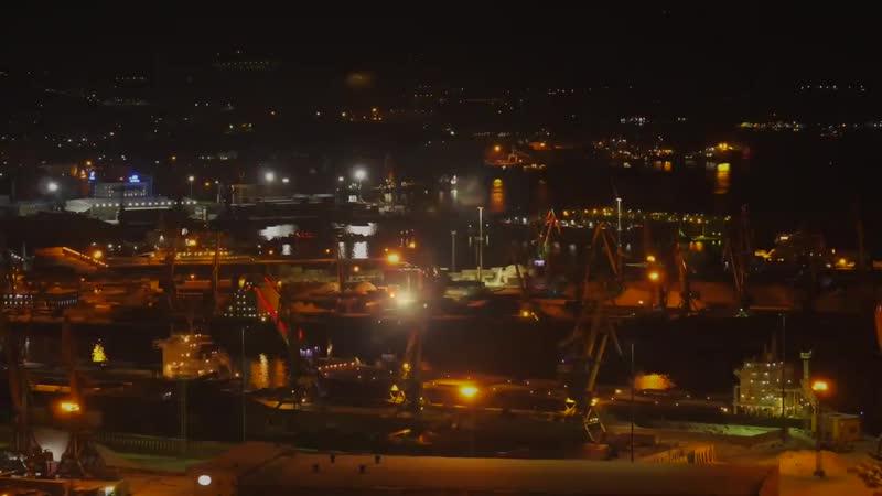 Мурманск! Полярная ночь- как люди живут без солнца. Выпуск программы НТВ