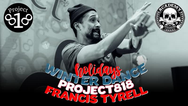 AOV Francis Tyrell WDH19 Winter Dance Holidays 2019 DAY 02 Dont Get Chipped