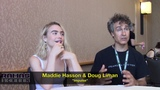 Maddie Hasson and Exec-Producer Doug Liman Talk YouTube's 'IMPULSE' Season 2