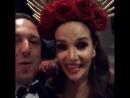 @nataliaoreiroofficia russia 🇷🇺❤🎉🎂🎈😍💃😃 закрытое мероприятие где выступала Нати 💃