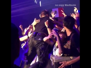 Nine Inch Nails live at Sonic Mania Tokyo Japan 2018