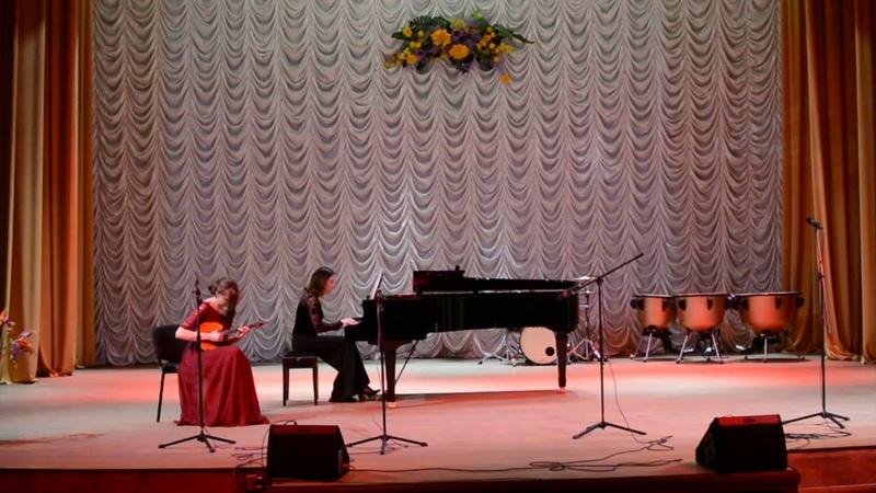 Фламенко Є. Баєв. виконує Смирнова Софія (домра) Flamenco E. Baev. Performs Smirnova Sofia (domra)