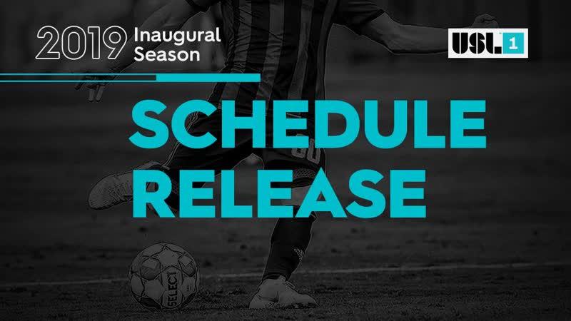 USL League One Reveals 2019 Regular Season Schedule