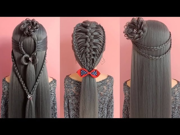 Top 40 Amazing Hair Transformations - Beautiful Hairstyles Compilation 2018   Part 1