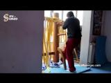 техника ног в вин чун
