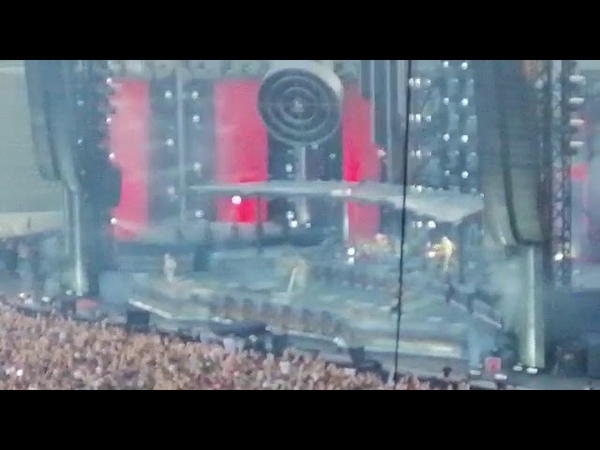 Rammstein Konzert Berlin 22 06 2019 Links 2 3 4 Europa Stadion