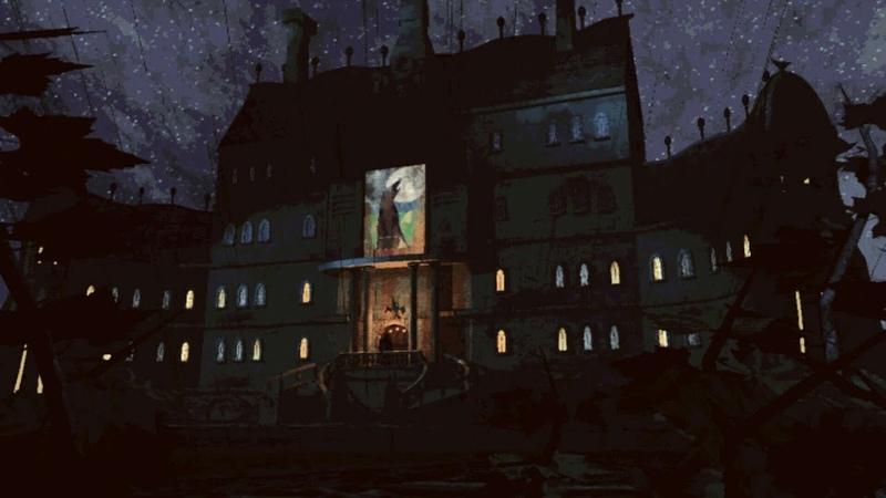 -7- Давайте поиграем в Discworld Noir