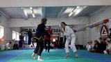 Турнир Fight and Roll Girs_4_05_2019_Gi_абсолютка_Дьяконова VS Федотова