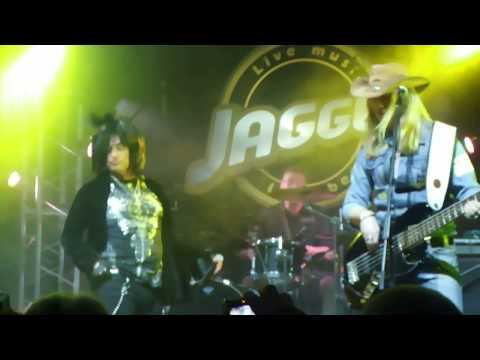 Joe Lynn Turner T.O.P. GUN, Санкт-Петербург, клуб Jagger, 16.11.2011