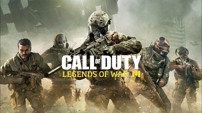 Call of Duty: Legends of War - Official Trailer