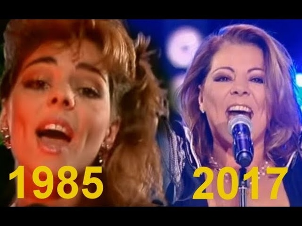 Sandra Maria Magdalena Before 1985 After 2017