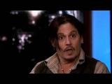 Johnny Depp imitating Keith Richards at Jimmy Kimmel show January 15th 2015