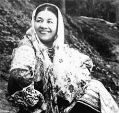 День памяти. Лидия Русланова Советская певица, Заслуженная артистка РСФСР