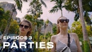 S7 Airlines Visit Earth — Episode 3 Parties