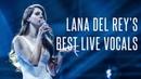 ЛУЧШИЕ Живые Выступления Lana Del Rey СУПЕР ГОЛОС Lana Del Rey top songs