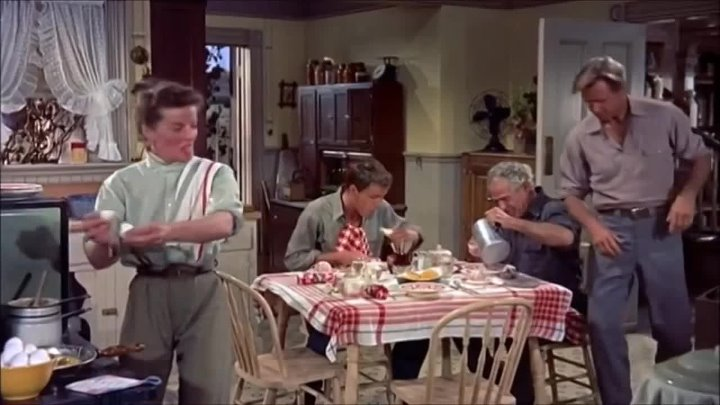 Продавец дождя (1956) - Мелодрама, вестерн